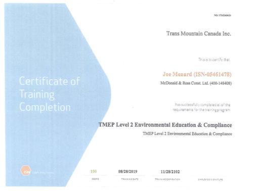 Certificate-10
